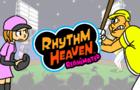 Rhythm Heaven Reanimated - Exhibition Match (Animation Process)