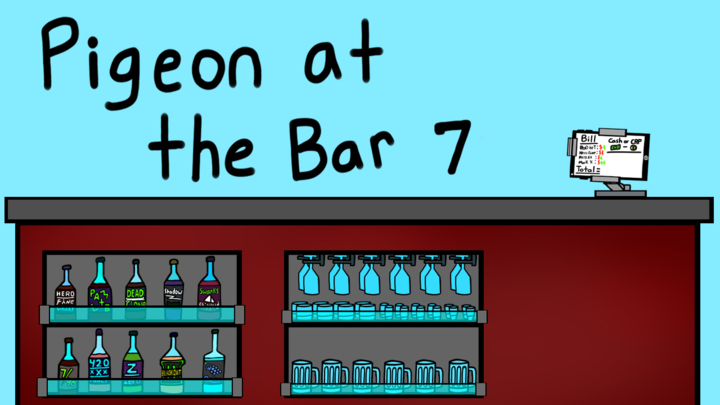 Pigeon At The Bar 7 - Last Of The Clones