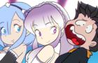 Re:Zero (Urusei Yatsura mashup)