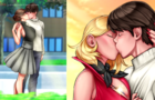 Kisses Scenes