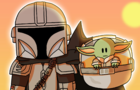 Every Episode Of The Mandalorian [ANIMATED]