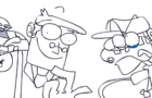 Soldier asks where babies come from animatic