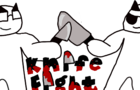 Knife Fight animated