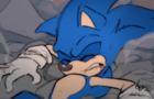 Sonic vs Knux