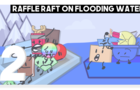 Awesome Futuristic Objects| Episode 2: Raffle Raft on Flooding Waters