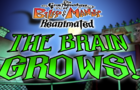 """Billy & Mandy Reanimated: """"The Brain Grows!"""""""