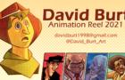 Animation Demo Reel 2021