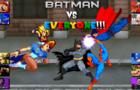 Batman vs Everyone Part 1! (Version 2)