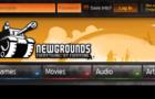 Evolution of Newgrounds