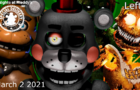 Lefty Fnaf AR Anouncement (fanmade)