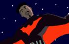 Atari Jones is Batman Beyond