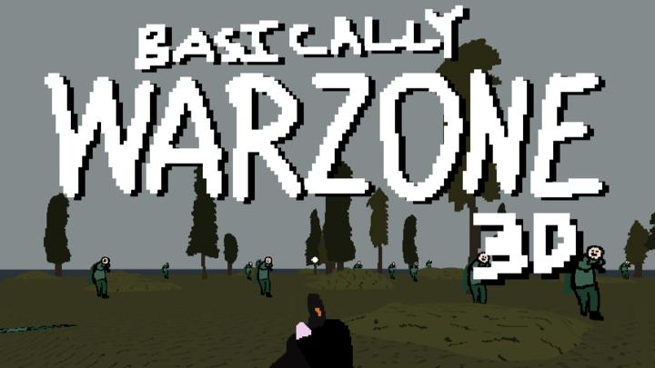 Basically Warzone 3D (CoD Warzone Parody)