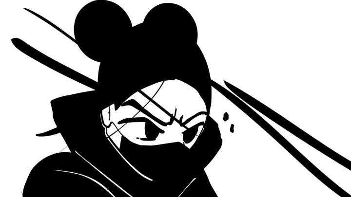Huntress (Quick Animation)