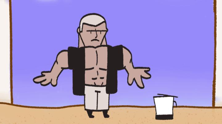 ZORO VS MR.1! - OP BATTLES!! (One Piece Fan-Animation