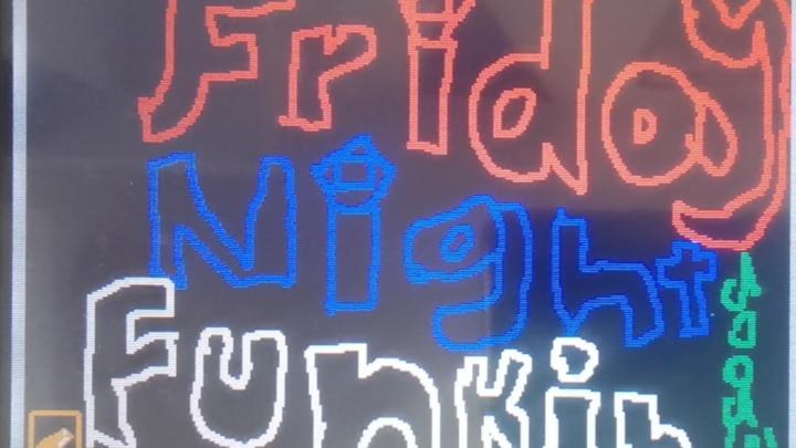 Friday night funkin doodles #FunkinJamNG