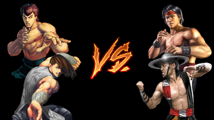 Battle of The Kung-Fu