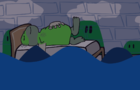 Frog Flood 26: Water Bed