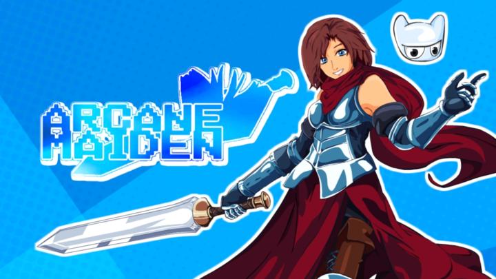 Arcane Maiden