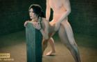 Lara bondage