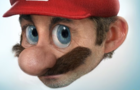 3D mario game wow
