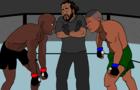 USMAN VS BURNS (UFC 258 animated parody)
