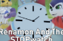 Renamon And The STOPwatch