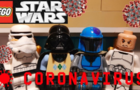 A Pandemic in a Galaxy far-far away... (Star Wars BrickFilm)