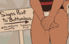 Signs Point to Bottomless - Fandub