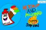 Ketchup And Mustard Coloring Station