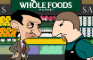 Mr. Bean in a Whole Foods - OneyPlays Animated