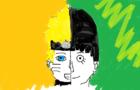 Naruto vs Rock Lee!!