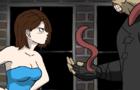 "RE3: jill vs nemesis ""shadows"""