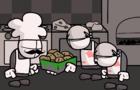 Butch and Brute: Vegan meatballs