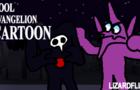 COOL EVANGELION CARTOON