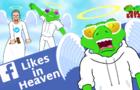 Facebook Likes in Heaven