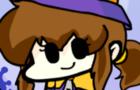 Just some sfm Hat Kid animation render lol
