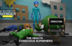 A Masked Avenger: The Heroic 5 Ep 25