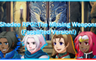 Shadee Rpg: The Missing Weapons (Facelifted)