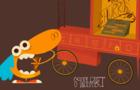 Lean, Mean Churro-Munching Machine