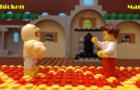 Man Vs Chicken - LEGO Animation (2019)
