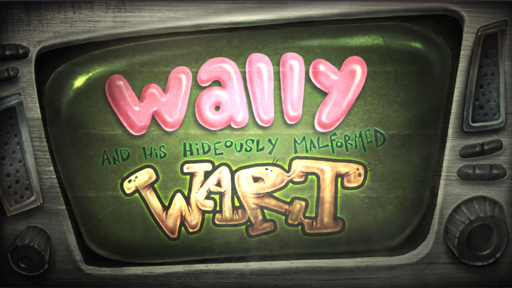 Wally and His Hideously Malformed Wart