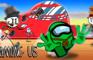 Among Us: The Airship ESCAPE! (Among Us Animation)