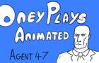 Oneyplays Animated: Agent 47