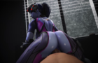 Widowmaker Just Can't Quit - Overwatch