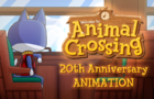 Animal Crossing 20th Anniversary