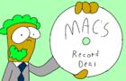 Mac's record deal