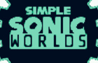 Not So Simple Sonic Worlds Flash Player