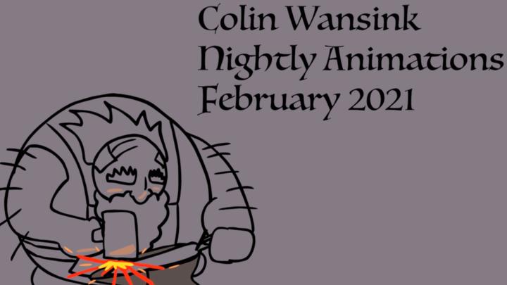 February 2021 Animations Comp