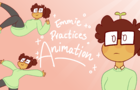 Emmie Practices Animation~