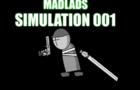 Madlads: Simulation 001